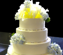 Specialty Wedding Cake