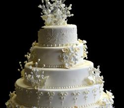 Specialty Wedding Cake