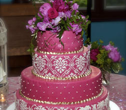 Specialty Wedding Cakes